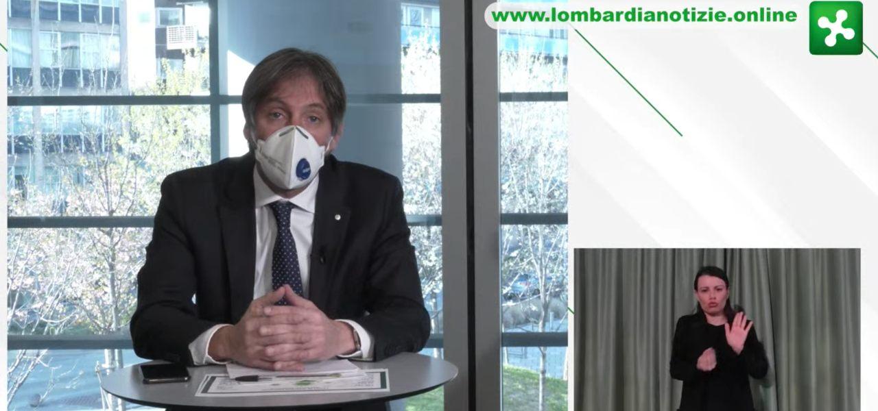 conferenza stampa lombardia