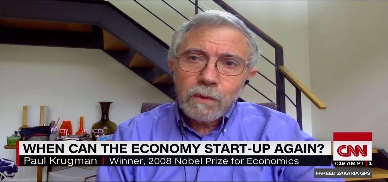 Krugman economista