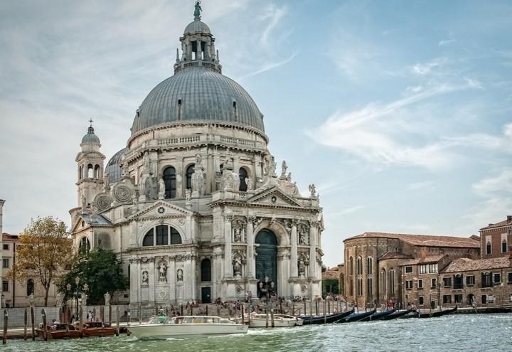 Venezia Basilica Salute Pixabay1280