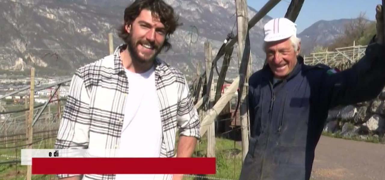 Ignazio e Francesco Moser/ Quarantena insieme a Cecilia ...