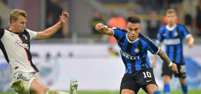 Inter Juventus Lautaro