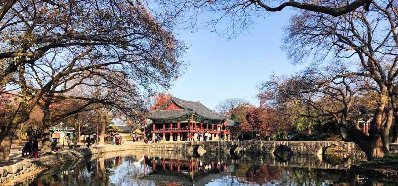 Namwon in Corea del Sud, Pechino Express 2020