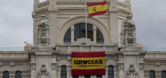 Coronavirus in Spagna
