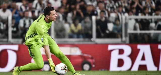 Wojciech Szczesny Juventus verde lapresse 2020 640x300