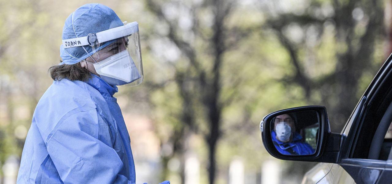 Coronavirus morti sommersi