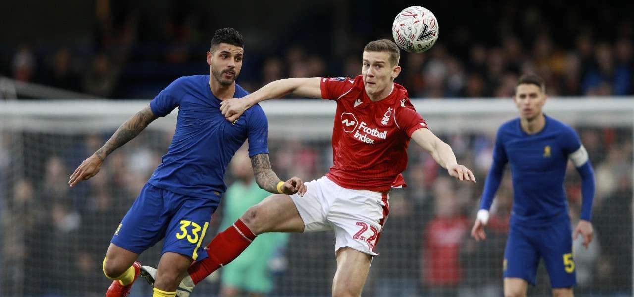 Emerson Palmieri Yates Chelsea Nottingham lapresse 2020