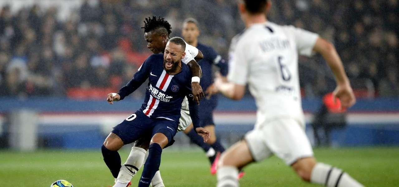 Neymar Psg Bordeaux lapresse 2020
