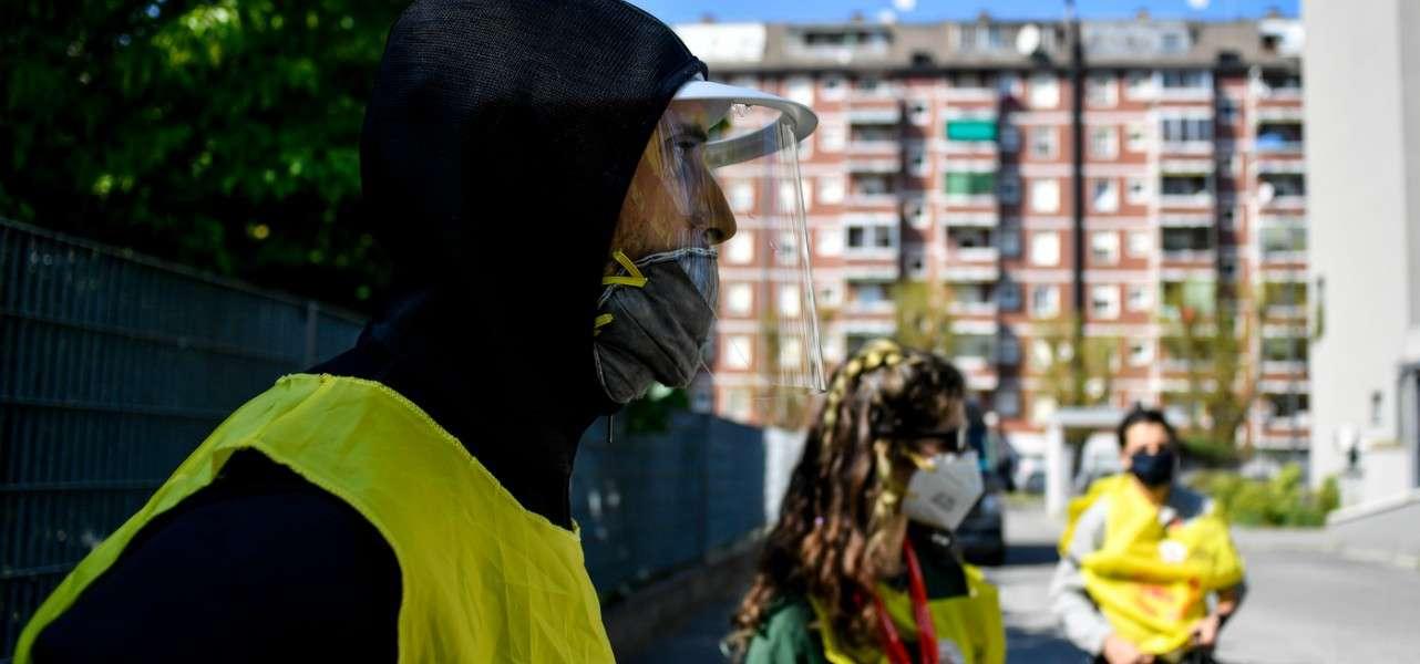 coronavirus italia milano 1 lapresse1280
