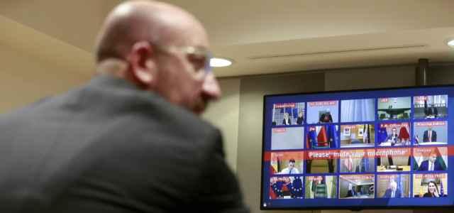 Video call Bruxelles lapresse 2020 640x300