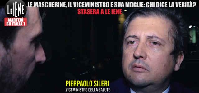 """Il servizio de """"Le Iene"""" sulla moglie di Pierpaolo Sileri"""