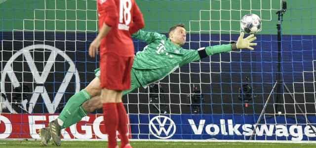 Manuel Neuer Bayern tuffo lapresse 2020 640x300