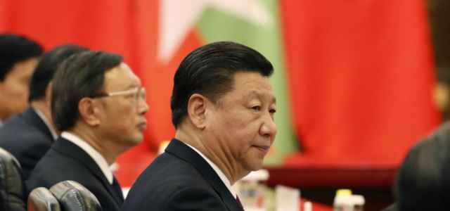 Xi Jinping Cina oms Taiwan