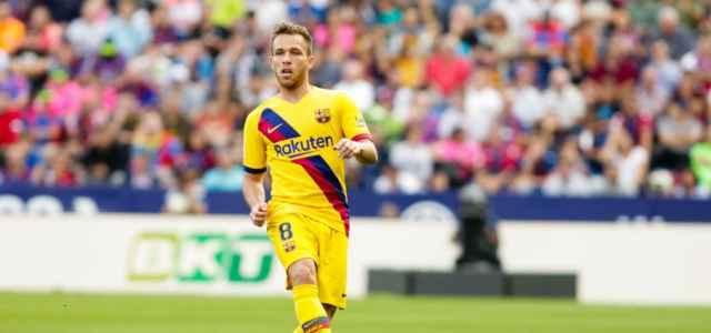 Arthur Melo Barcellona passaggio lapresse 2020 640x300