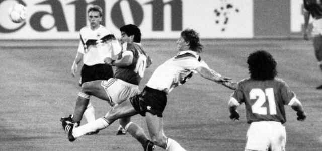 argentina germania maradona italia 90 lapresse 640x300