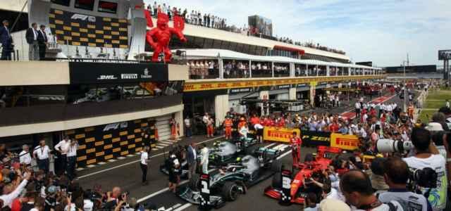 Formula 1 Francia griglia lapresse 2020 640x300