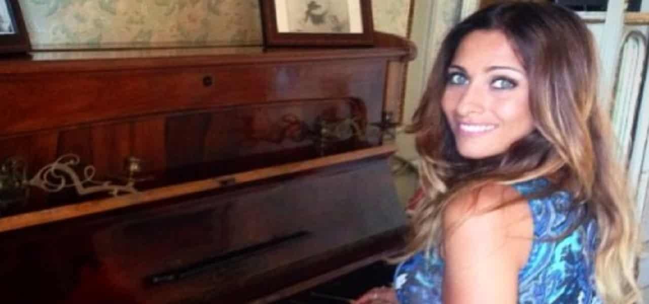 "Veronica Gatto/ ""Lasciai Clayton Norcross, Thorne di Beautiful ..."