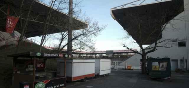 Union Berlino stadio esterno lapresse 2020 640x300