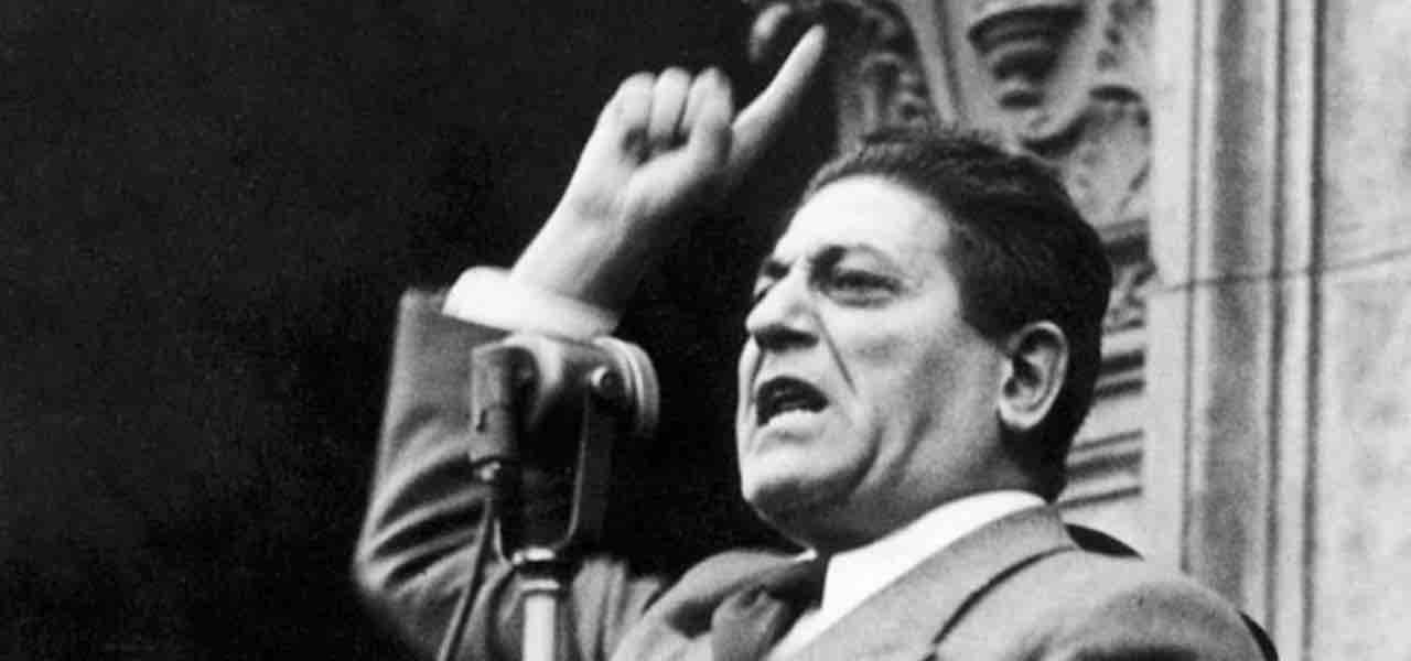 """Giuseppe Di Vittorio, chi è? Storia vera """"Pane e Libertà""""/ Detenuto ..."""