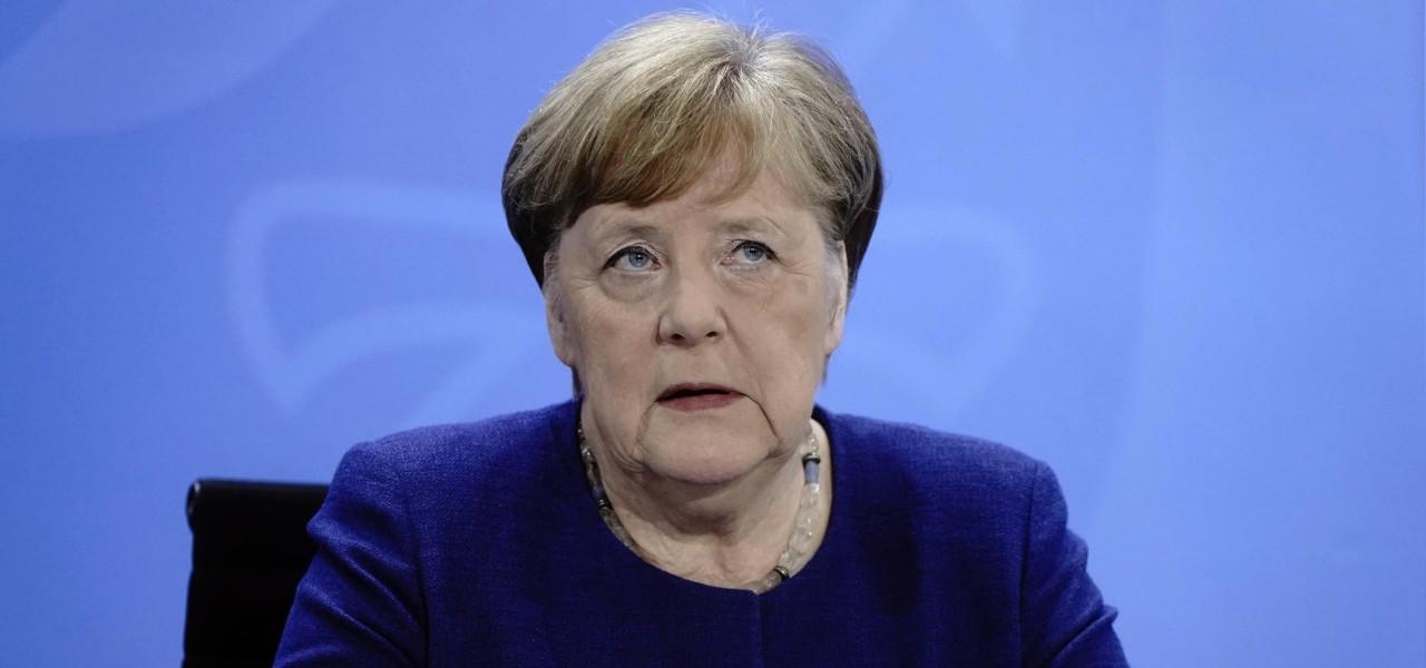 Merkel Lufthansa Commissione Ue