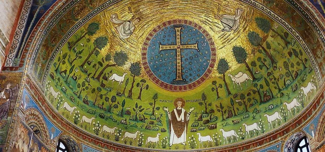 chiesa apollinare classe pastore 1 VIarte1280