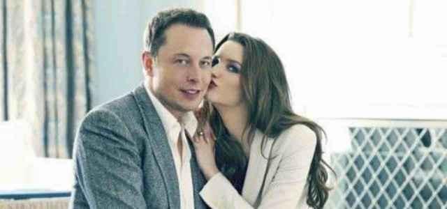 Elon Musk figlio