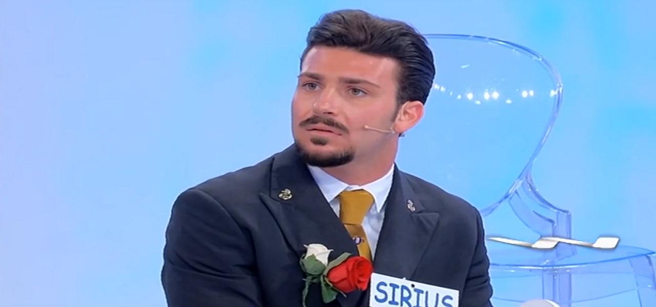 sirius nicola vivarelli uomini donne