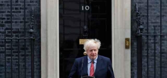 Premier Johnson case di riposo
