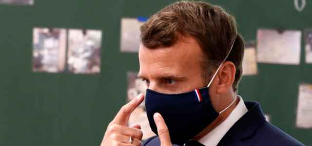 Coronavirus Francia, Macron franco Cfa
