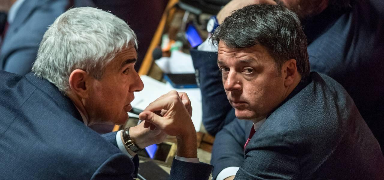Casini e Renzi