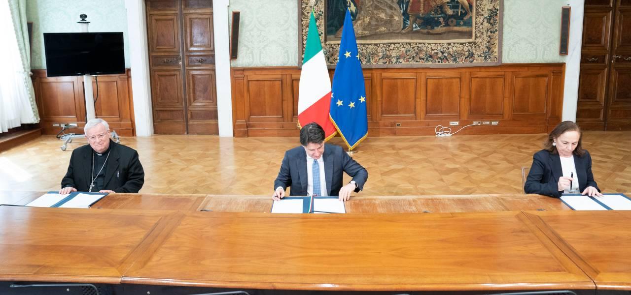 Accordo Cei-Governo