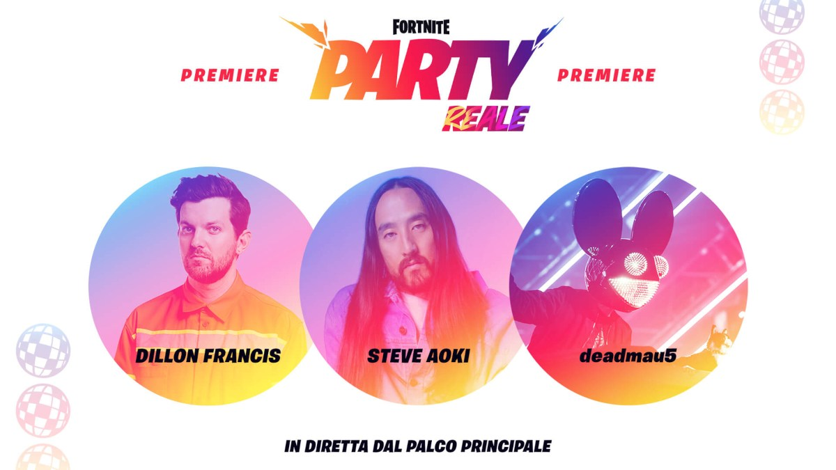 fortnite party 1