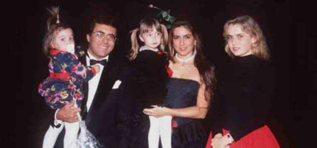 Ylenia Carrisi e figli Romina Power