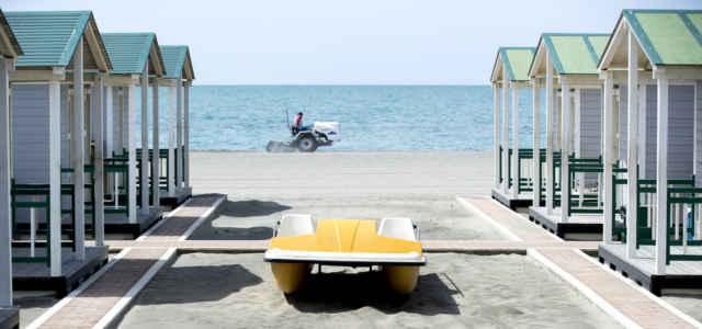 spiaggia bagnini respirazione