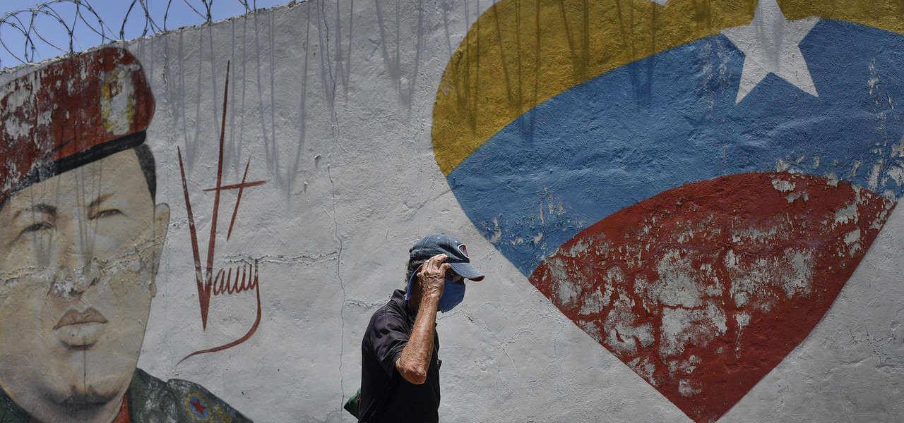 Venezuela Murales Lapresse1280