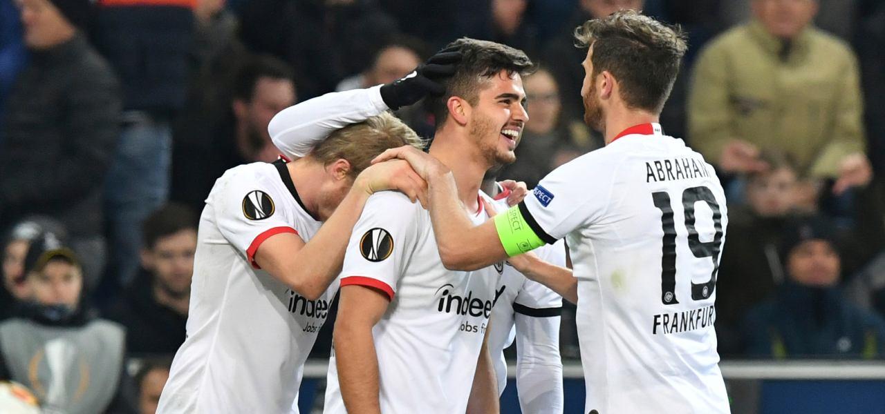 eintrach francoforte gruppo europa league lapresse 2020
