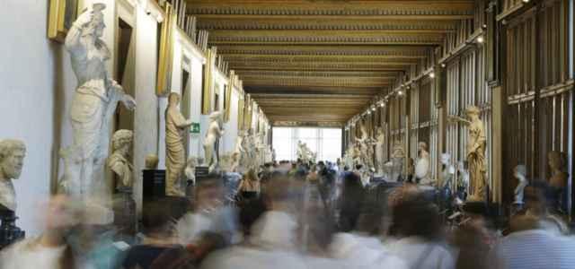 firenze museo uffizi arte 1 lapresse1280 640x300