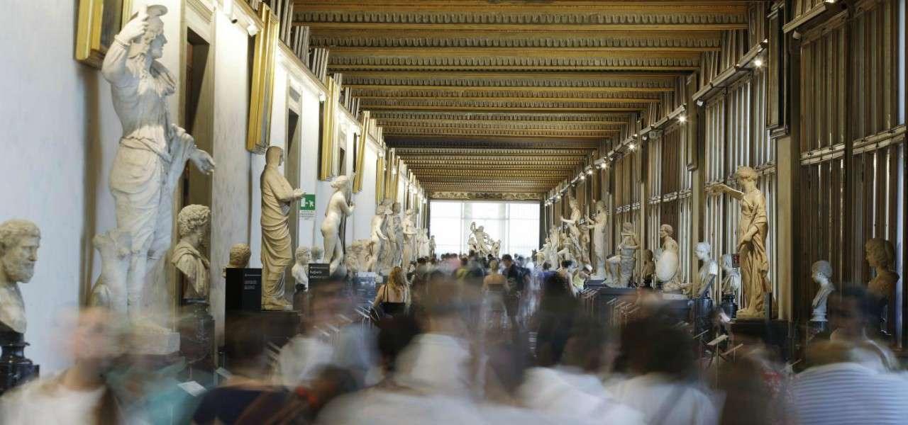 firenze museo uffizi arte 1 lapresse1280