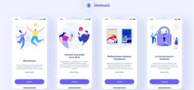 arcuri app immuni