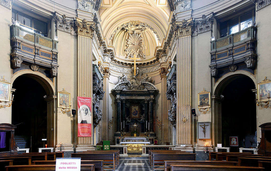 Messa Santa Maria Miracoli