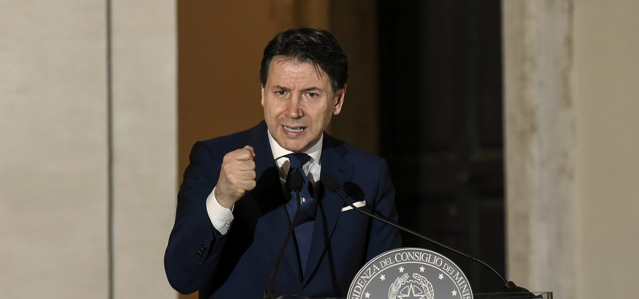Olivia Paladino e Giuseppe Conte/ Cena romantica a Velletri ...