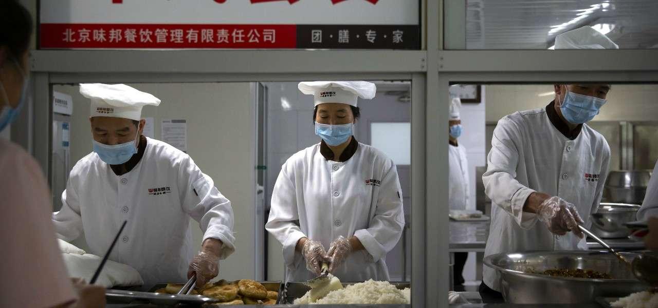 Coronavirus Cina mensa lapresse 2020