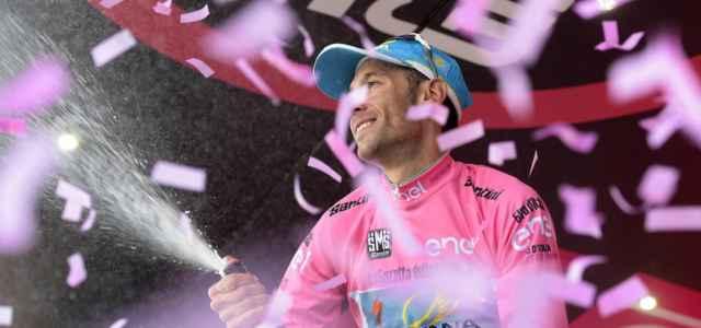 Nibali Giro d'Italia