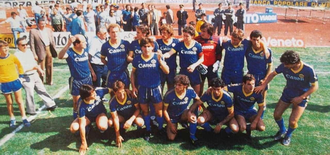 Verona campione d'Italia 1985/ Miracolo Hellas, 35 anni fa ...