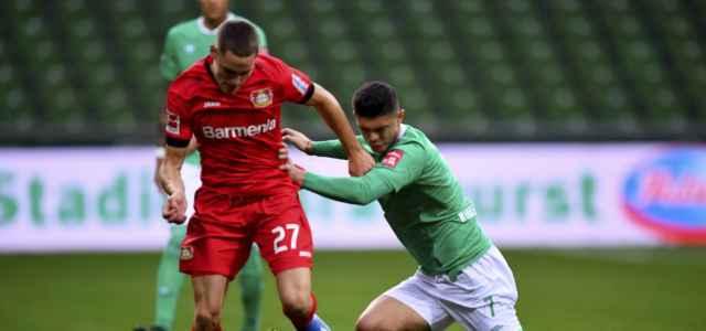 Wirtz Rashica Werder Leverkusen lapresse 2020 640x300