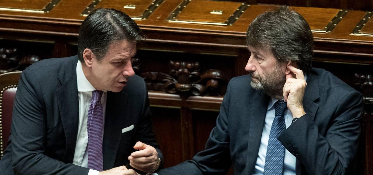 """VATICANO VUOLE FRANCESCHINI PREMIER""""/ Conte 'trema': Governo, Pd e ..."""