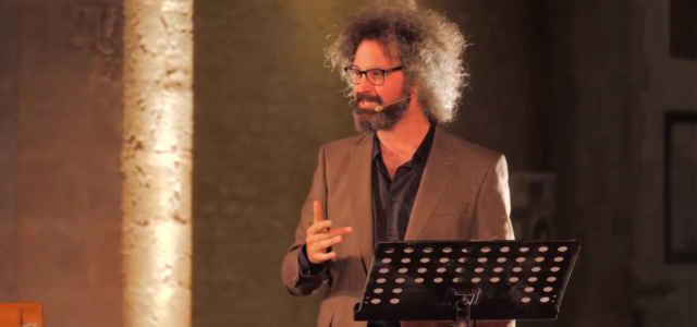 Simone Cristicchi a Collemaggio