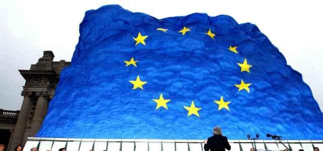 Unione Europea bandiera lapresse 2020 640x300