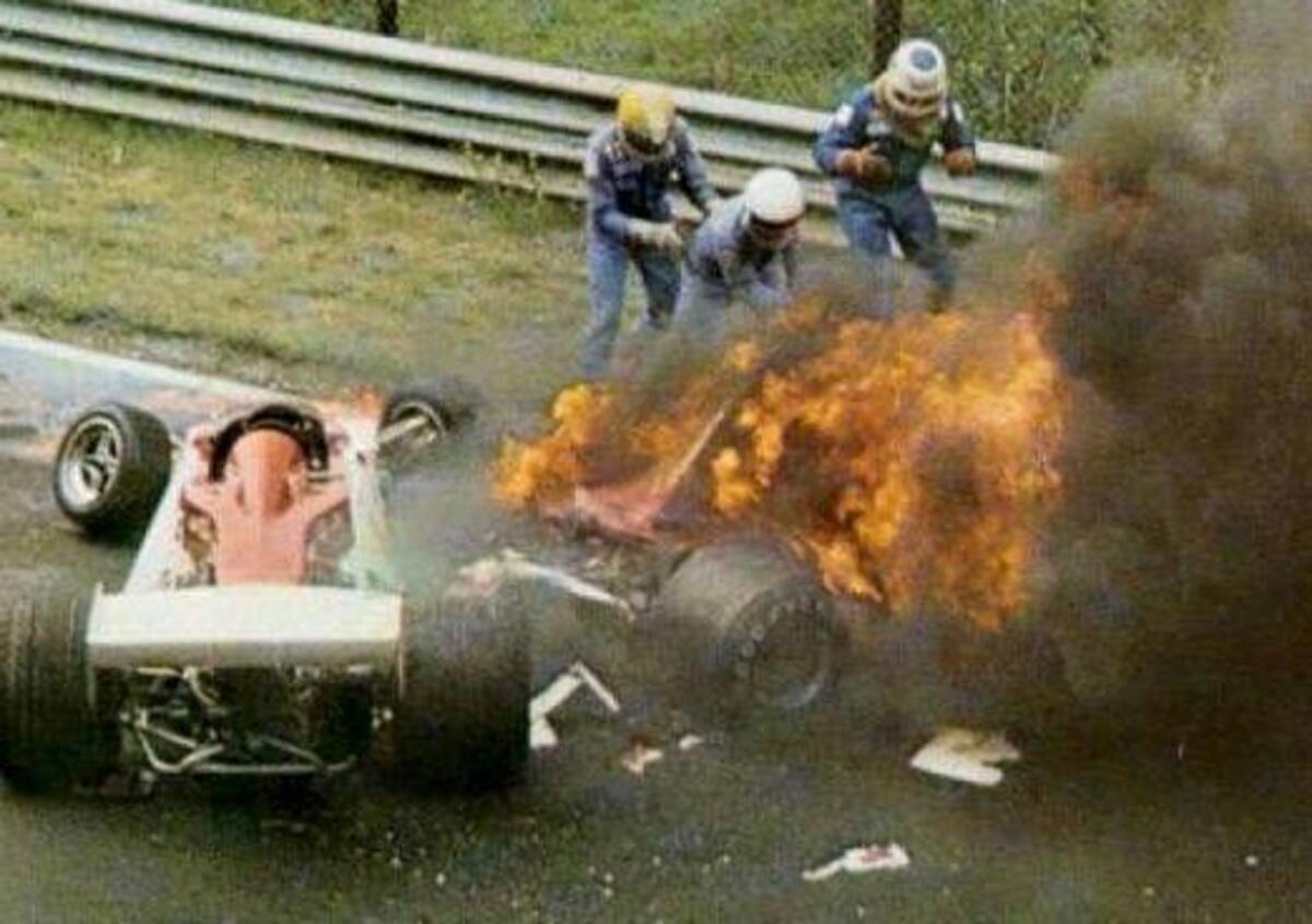 incidente Lauda Nürburgring