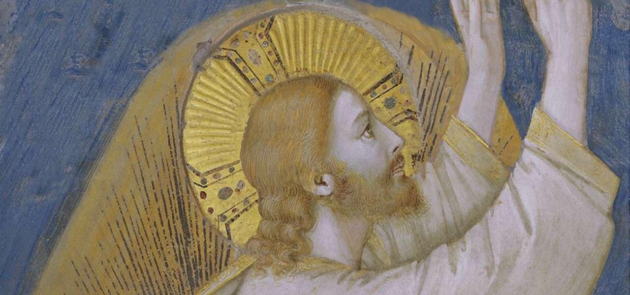 giotto ascensione cristo scrovegni 1305arte1280