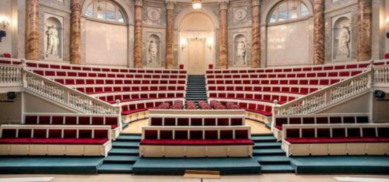 hermitage teatro